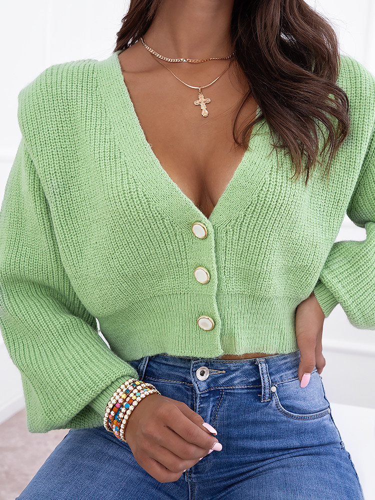 SAYLOR KNITTED CARDIGAN