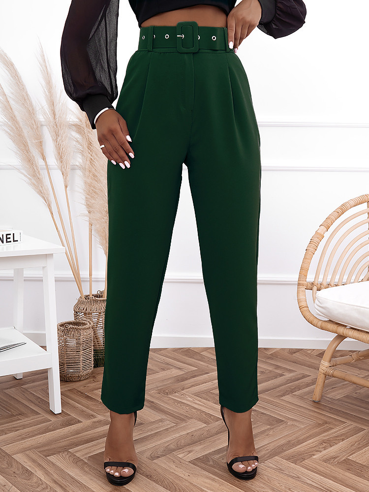 EUROPE EMERALD HI WAISTED...