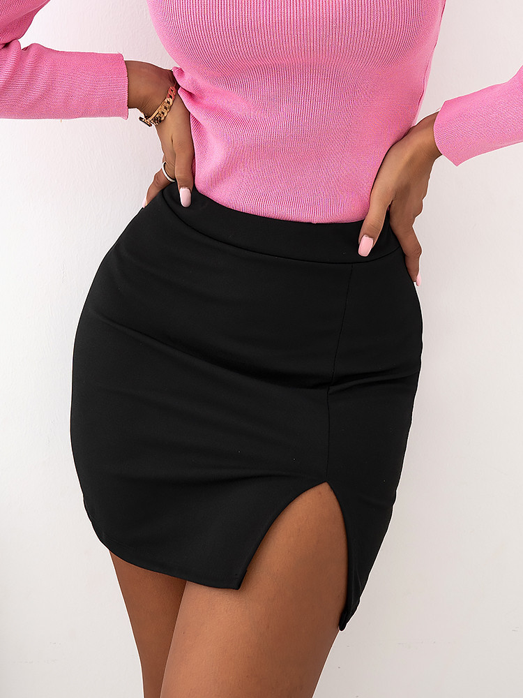 MY MINI BLACK SKIRT