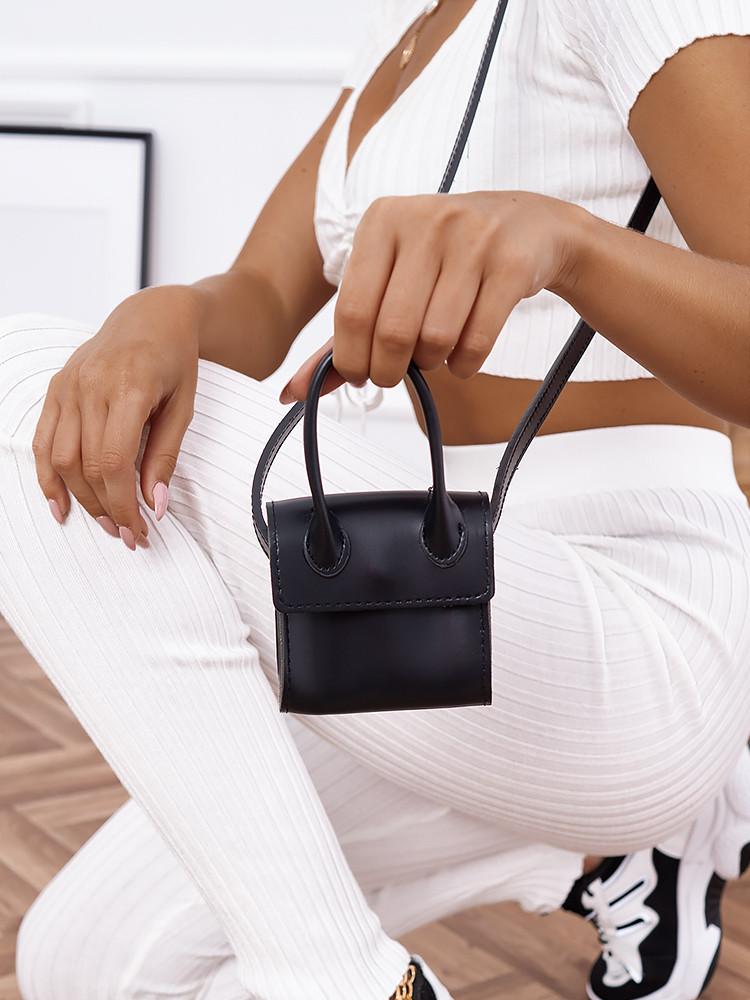 SUPER MINI BLACK BAG