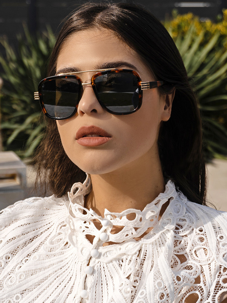 DALY LEOPARD SUNNIES