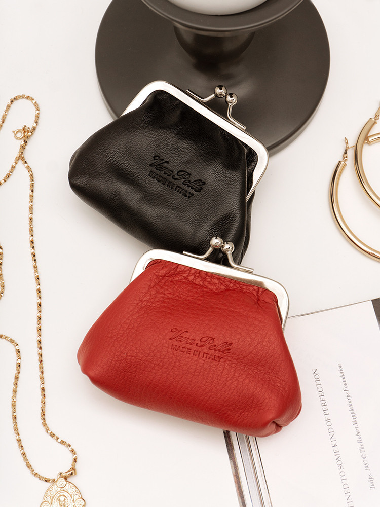 COIN LEATHER PURSE