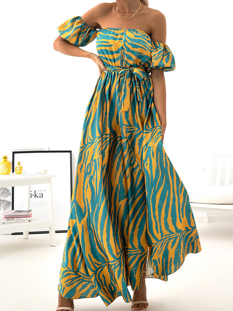 AKILA YELLOW MAXI DRESS
