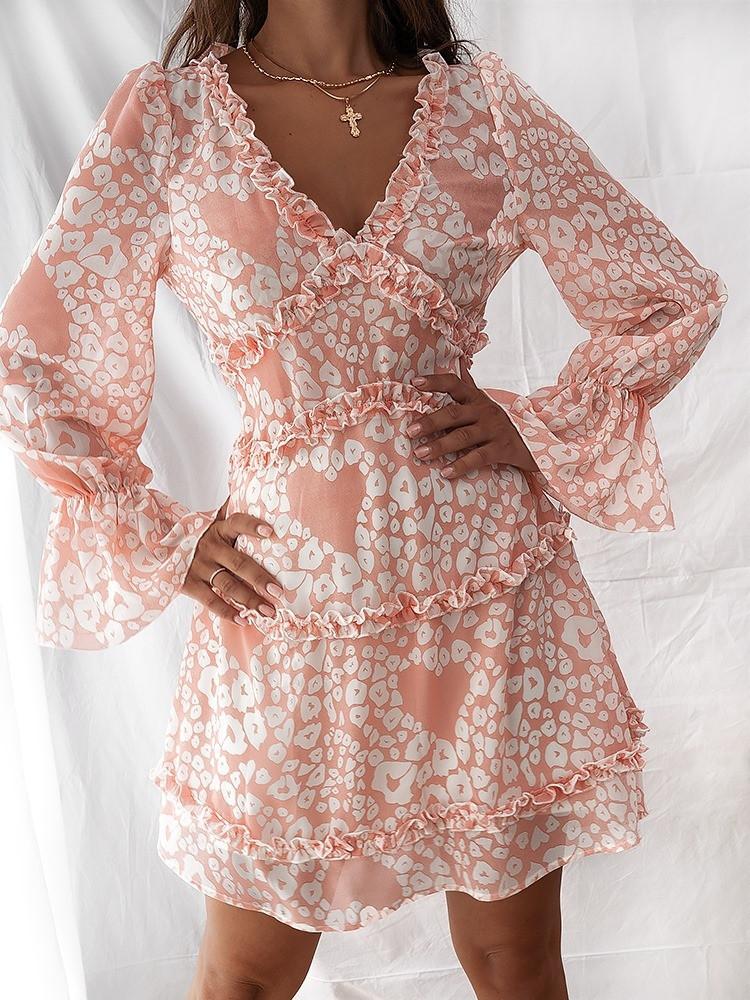 HEARTBIT PINK DRESS