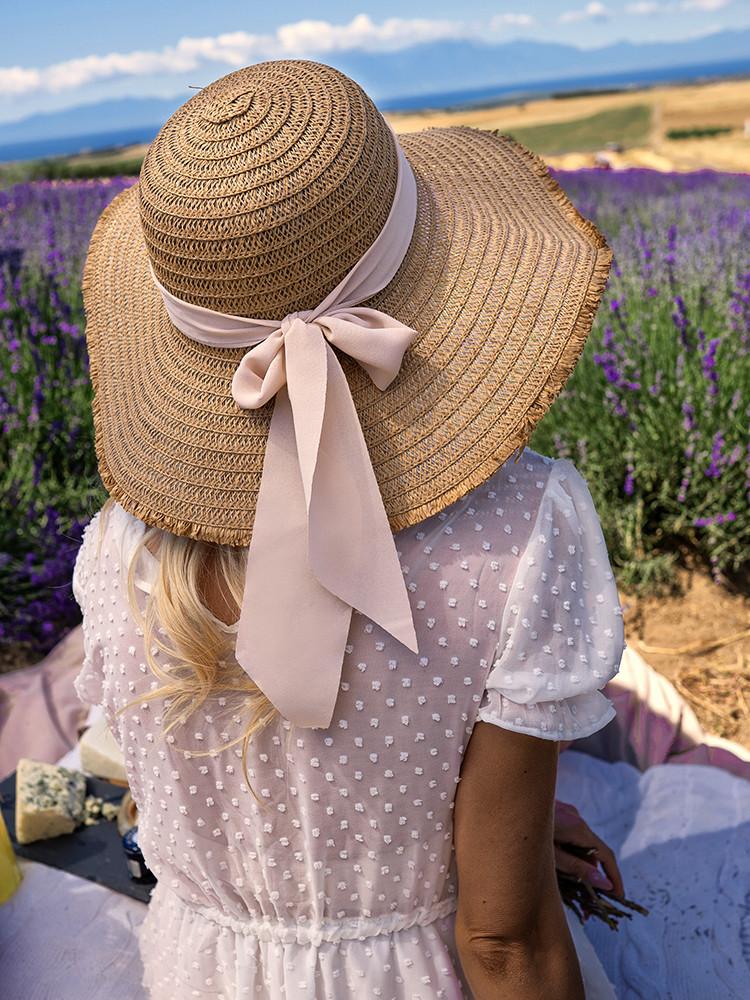 ASLEY STRAW HAT