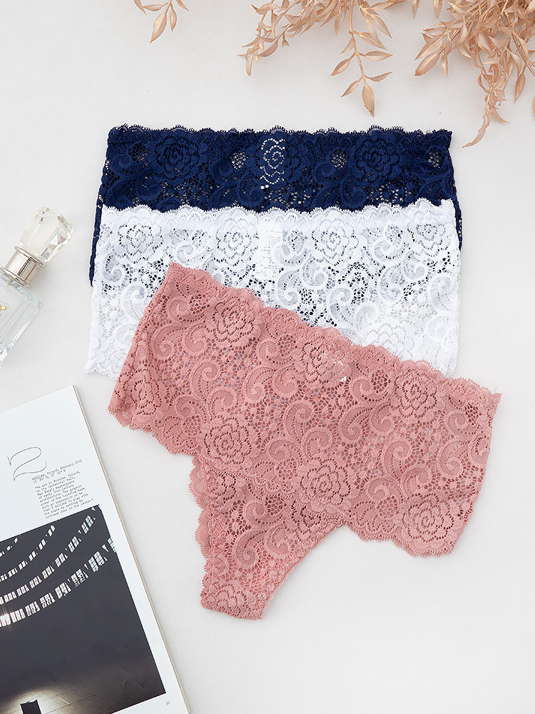 FILINA LACE SLIPS PWB SET OF 3