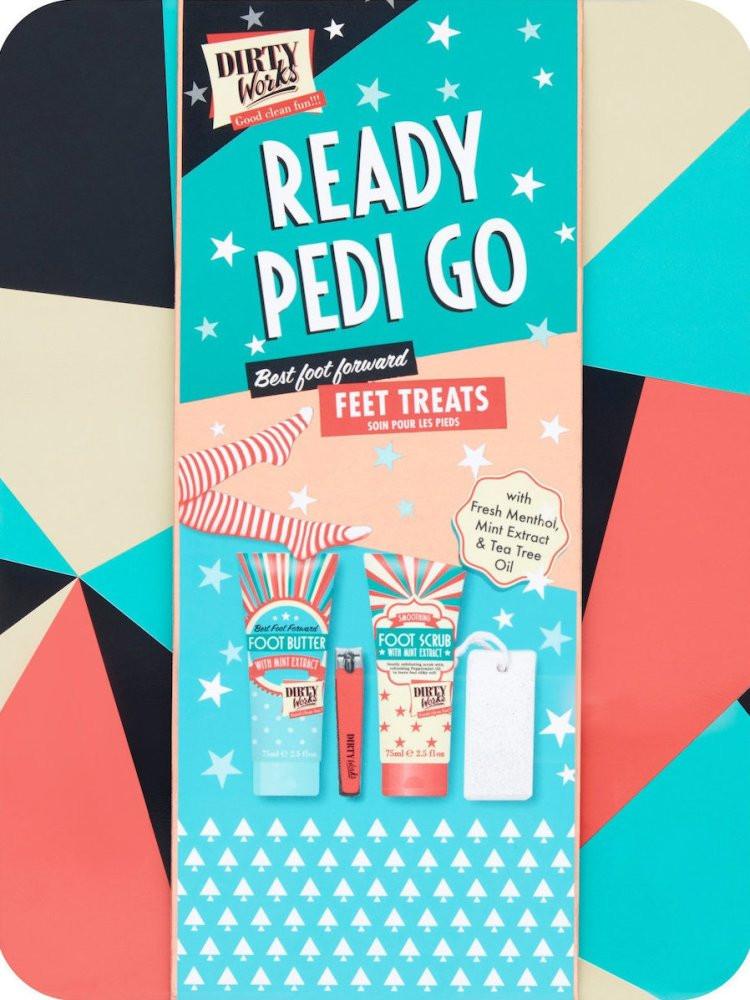 READY PEDI GO