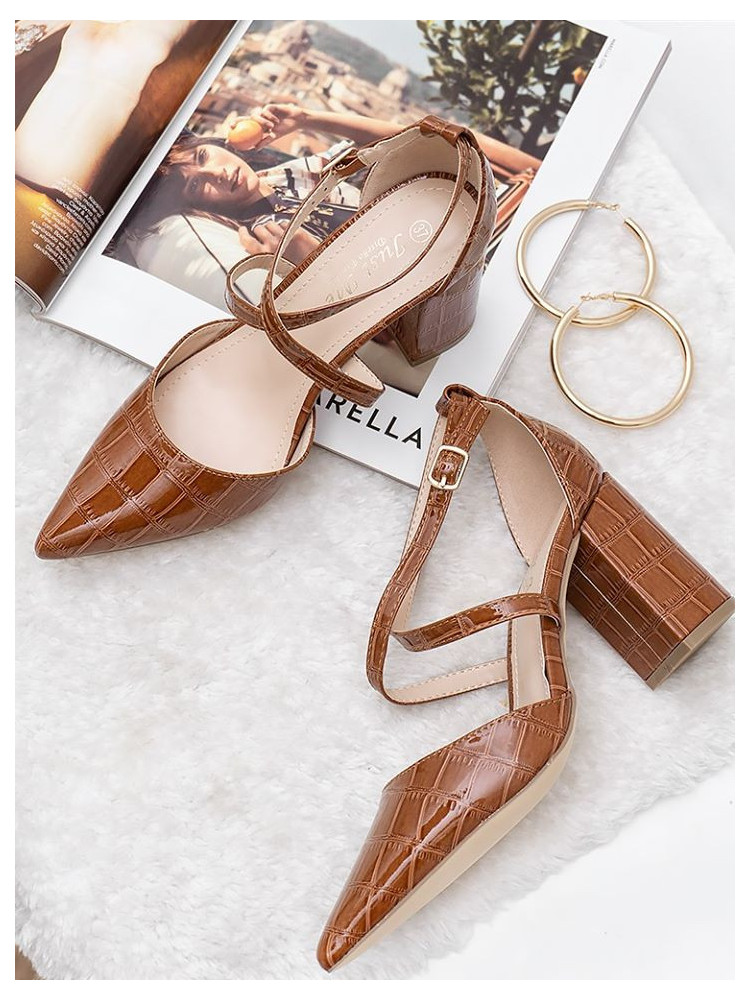CHERYL CAMEL PUMPS