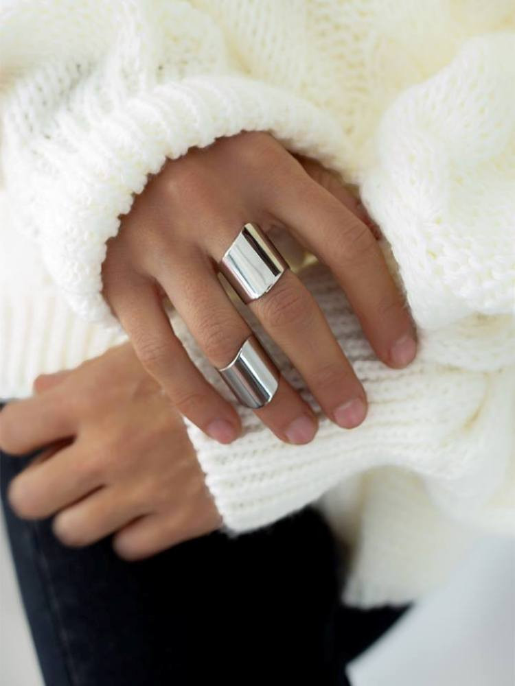 FINLAND SILVER RING