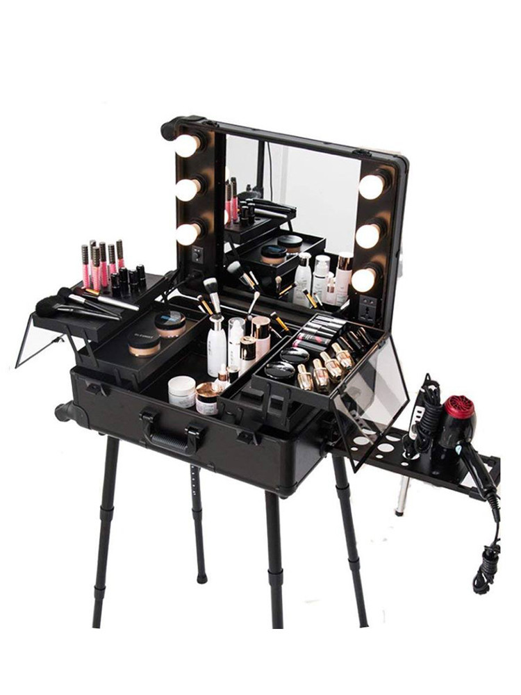 MAKEUP TROLLEY BOX -...