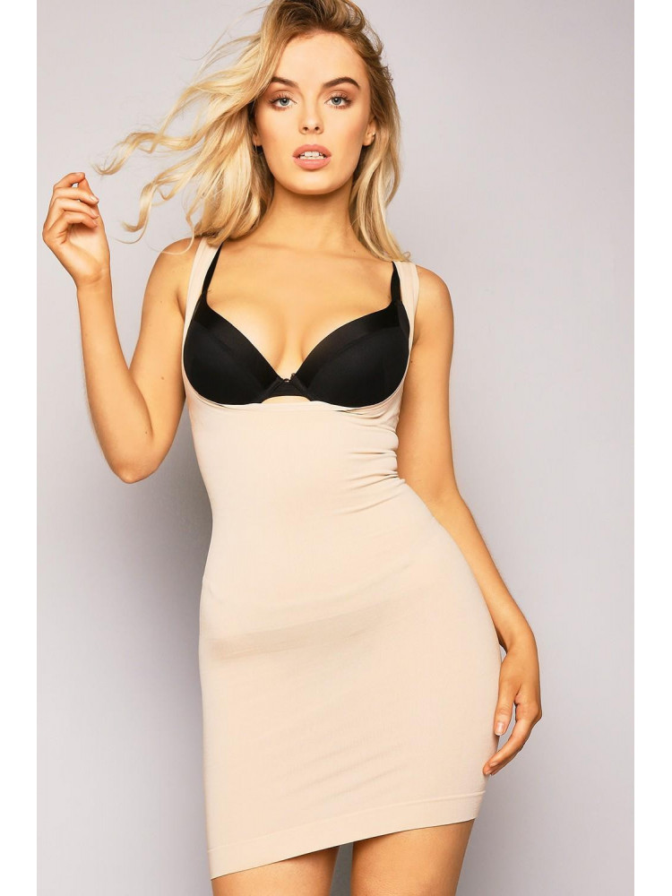 SHAPER NUDE DRESS