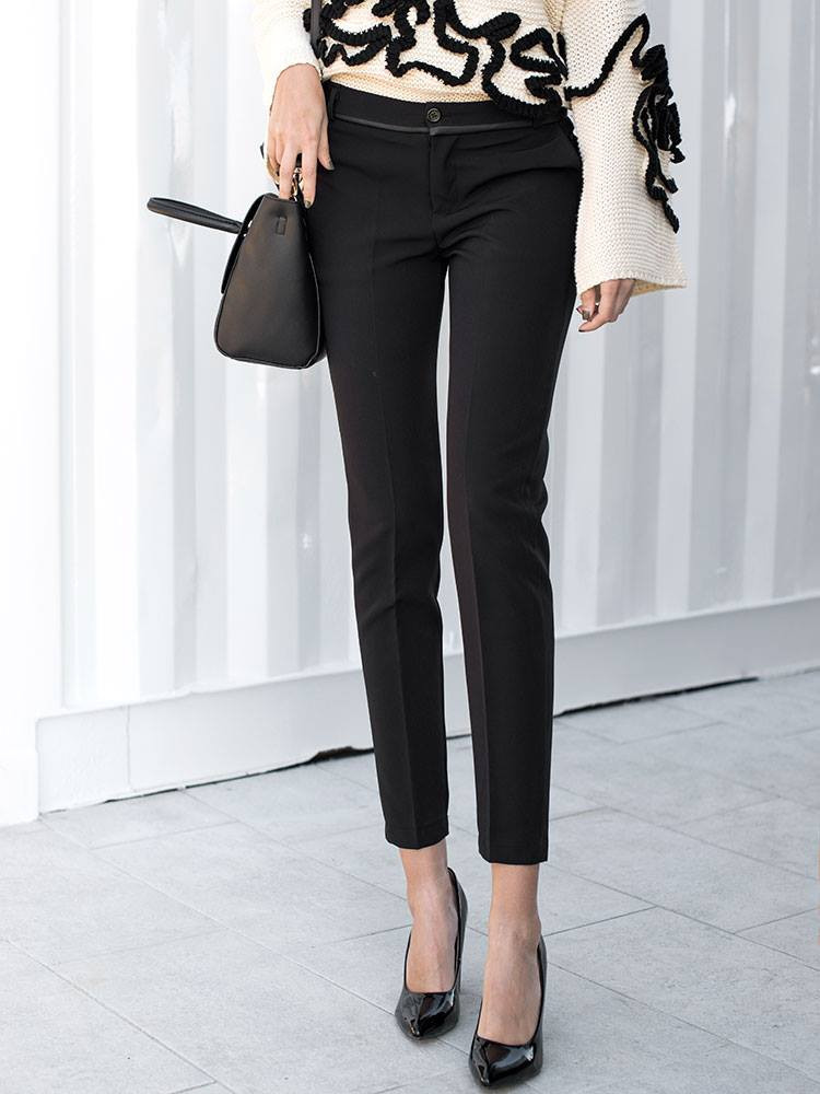 FAY BLACK PANTS