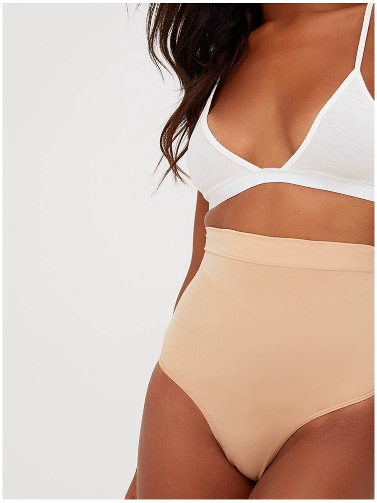 HI WAISTED NUDE SHAPER