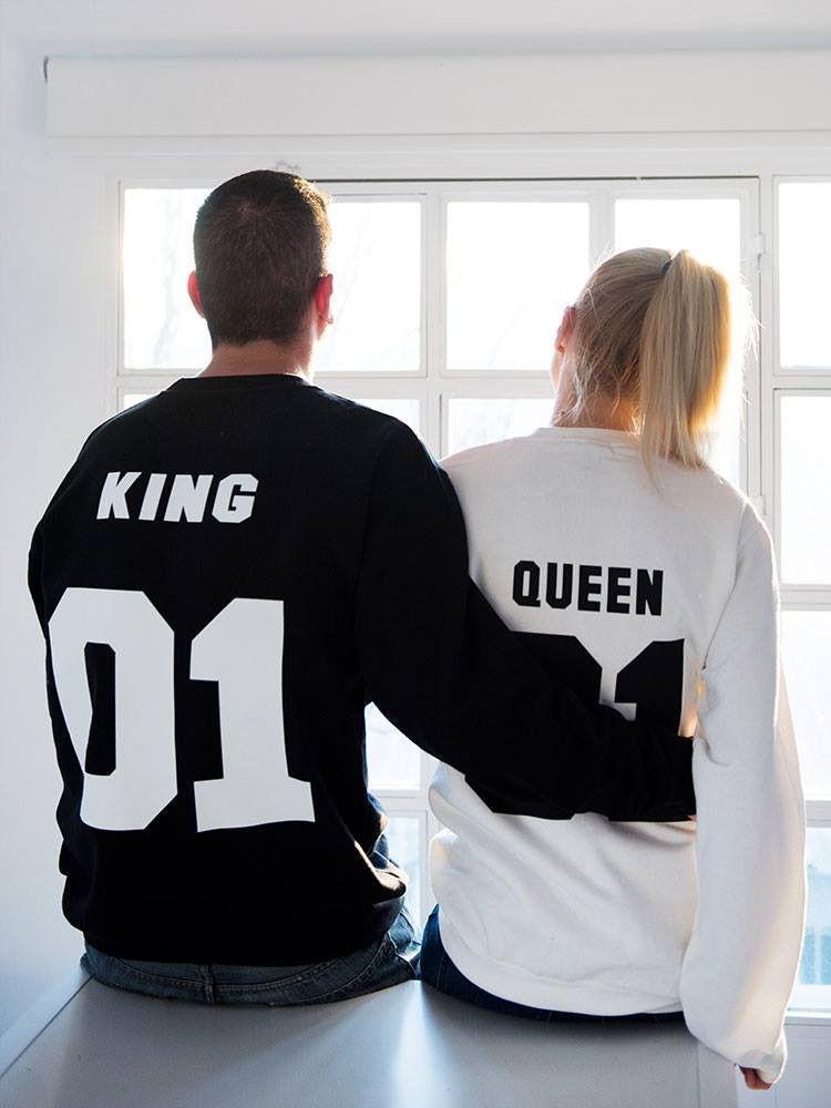 KING 01 & QUEEN 01...