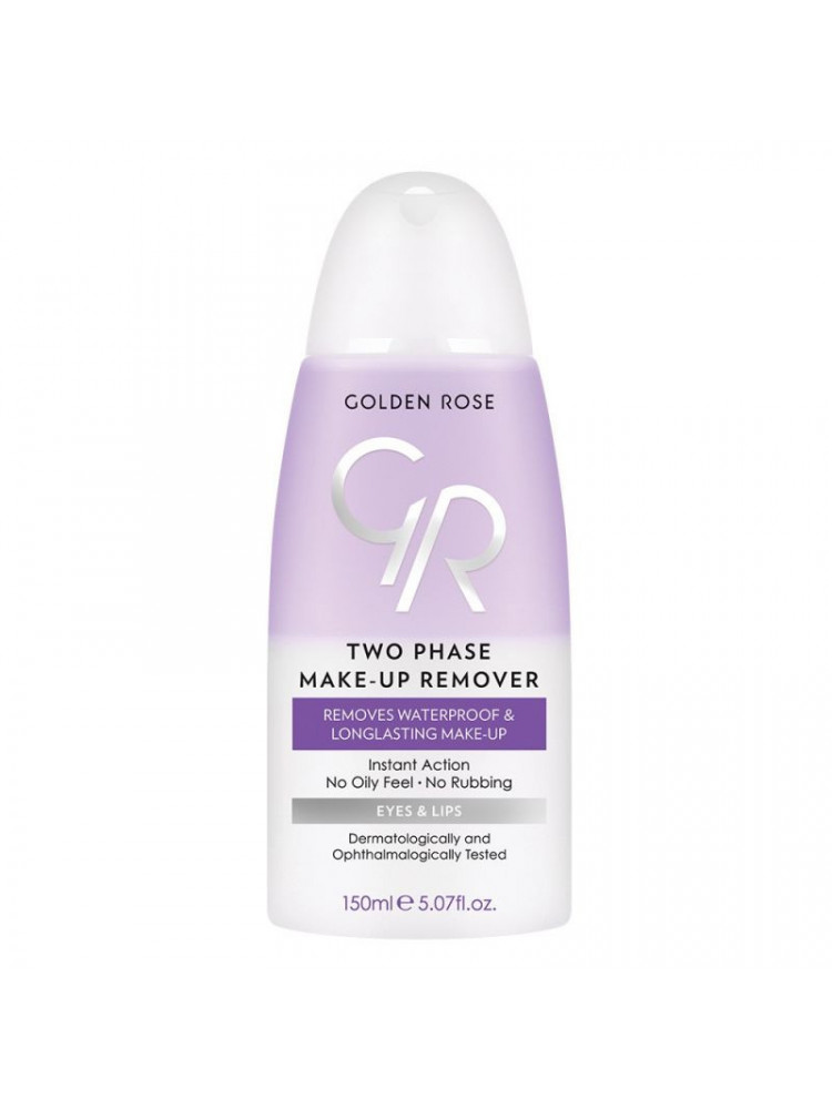 TWO PHASE MAKE-UP REMOVER