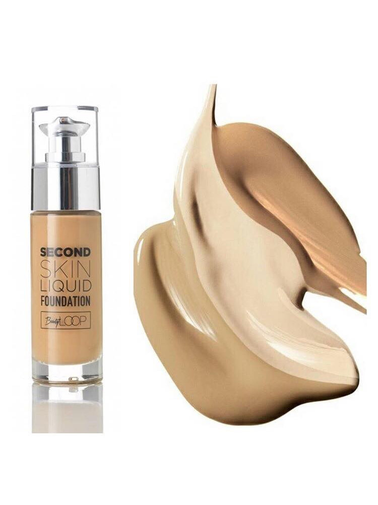 SECOND SKIN FOUNDATION (3...
