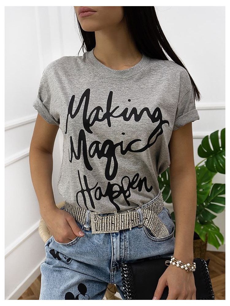 MAGIC T-SHIRT (3 COLOURS)