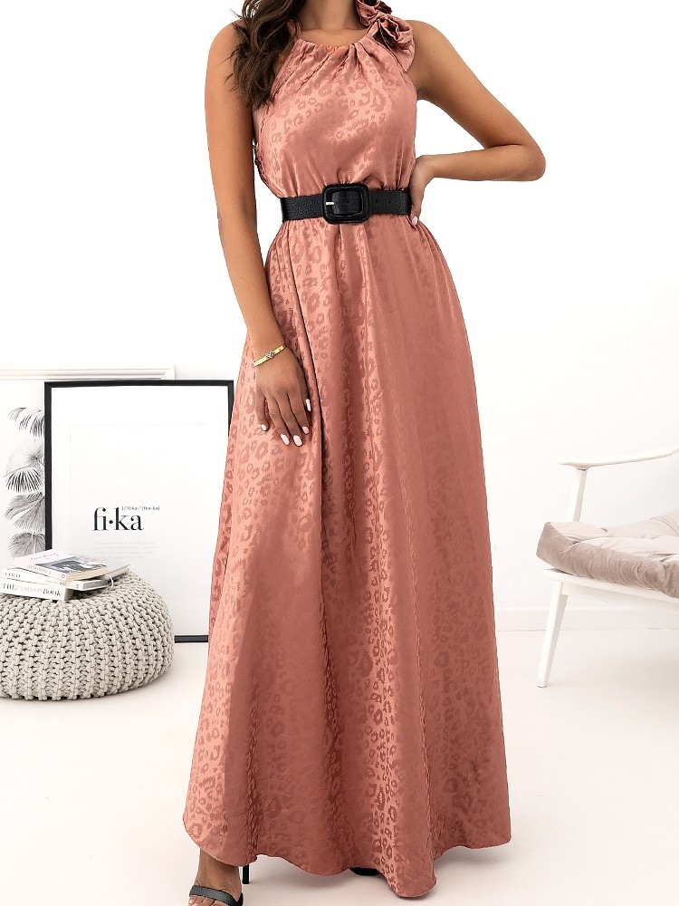 ARABELLA PINK MAXI DRESS