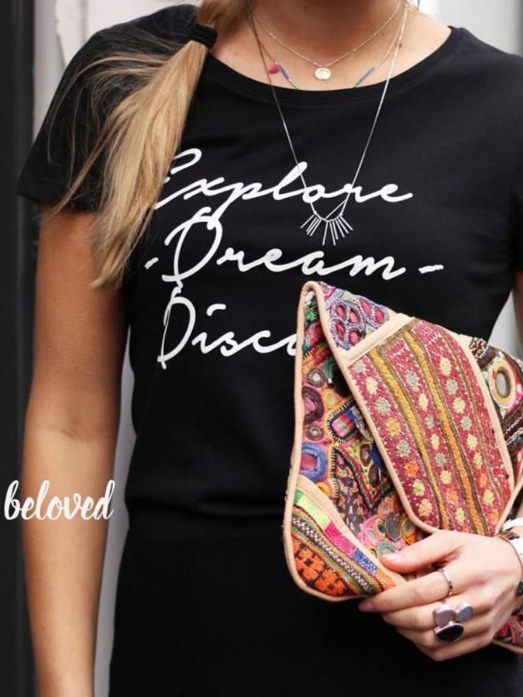 EXPLORE - DREAM - DISCOVER...