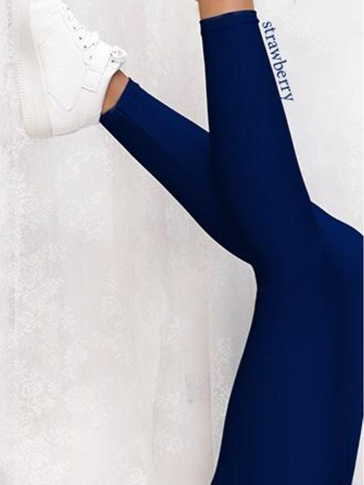 SUPER LYCRA NIGHT BLUE...