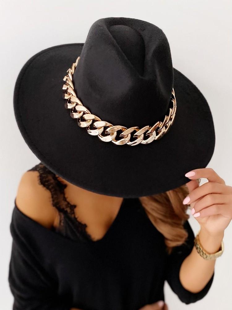 COWBOY BLACK HAT