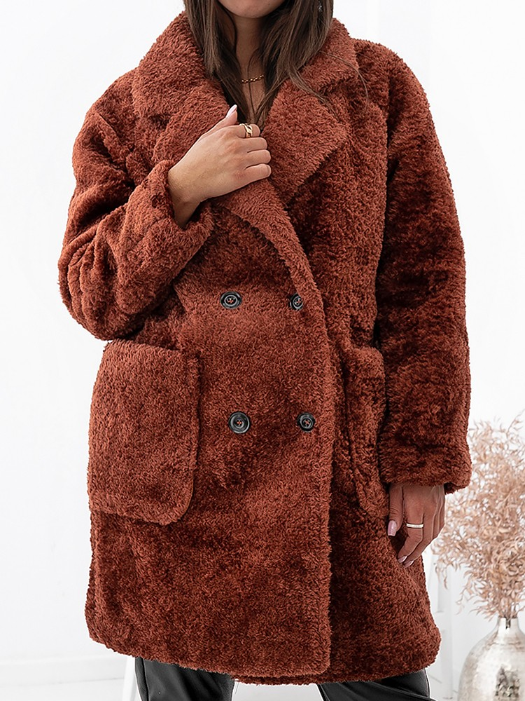DAYNERIS CINNAMON COAT