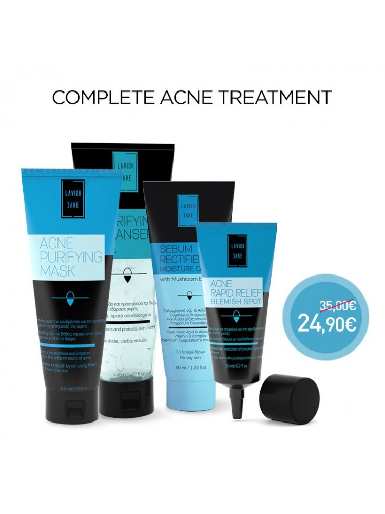 COMPLETE ACNE TREATMENT
