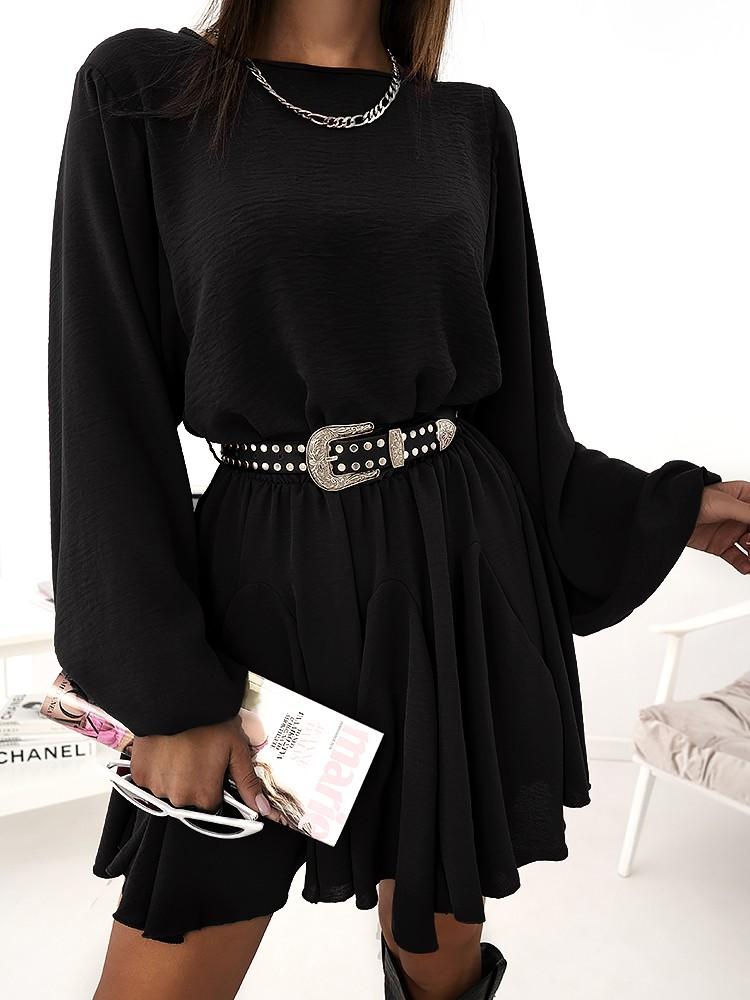 IRVINE BLACK DRESS