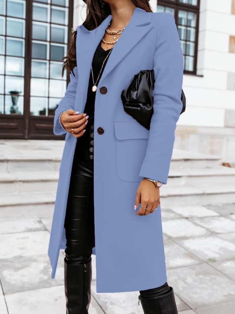 STORM BABY BLUE COAT - Sense-Shop -