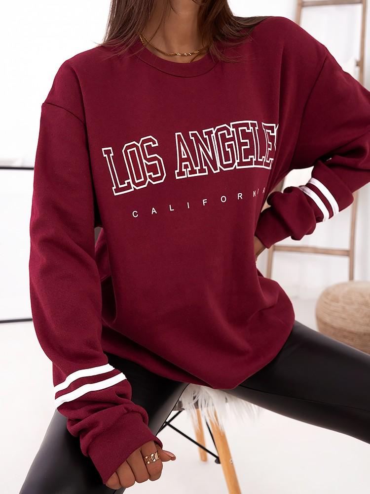 LOS ANGELES WINE SWEATSHIRT