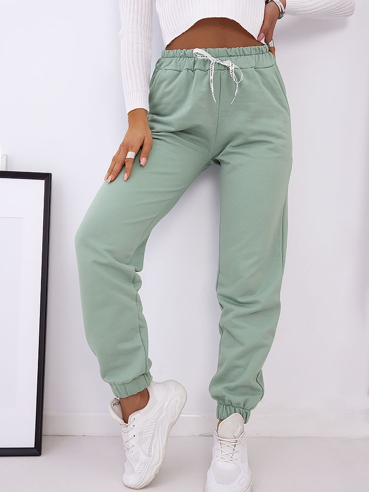 MALIKA MINT SWEATPANTS