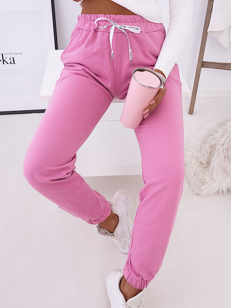 MALIKA PINK SWEATPANTS