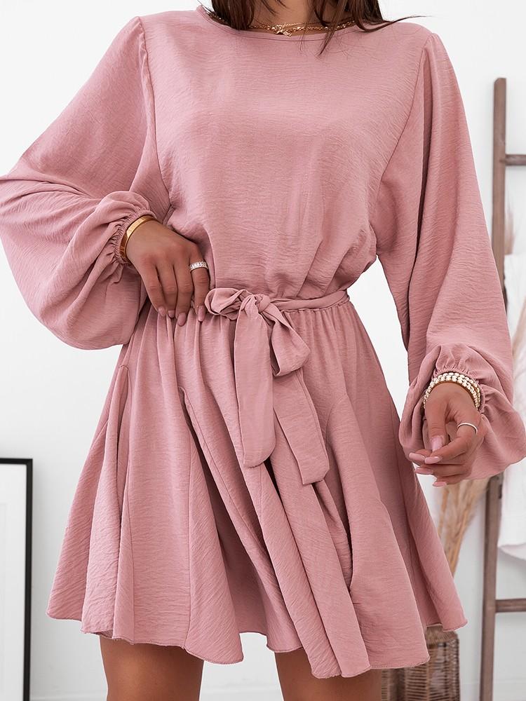 IRVINE PINK DRESS