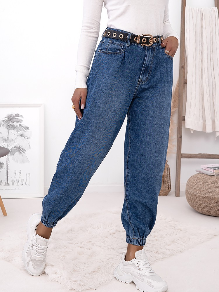 CORIERA HIGH WAISTED JEANS