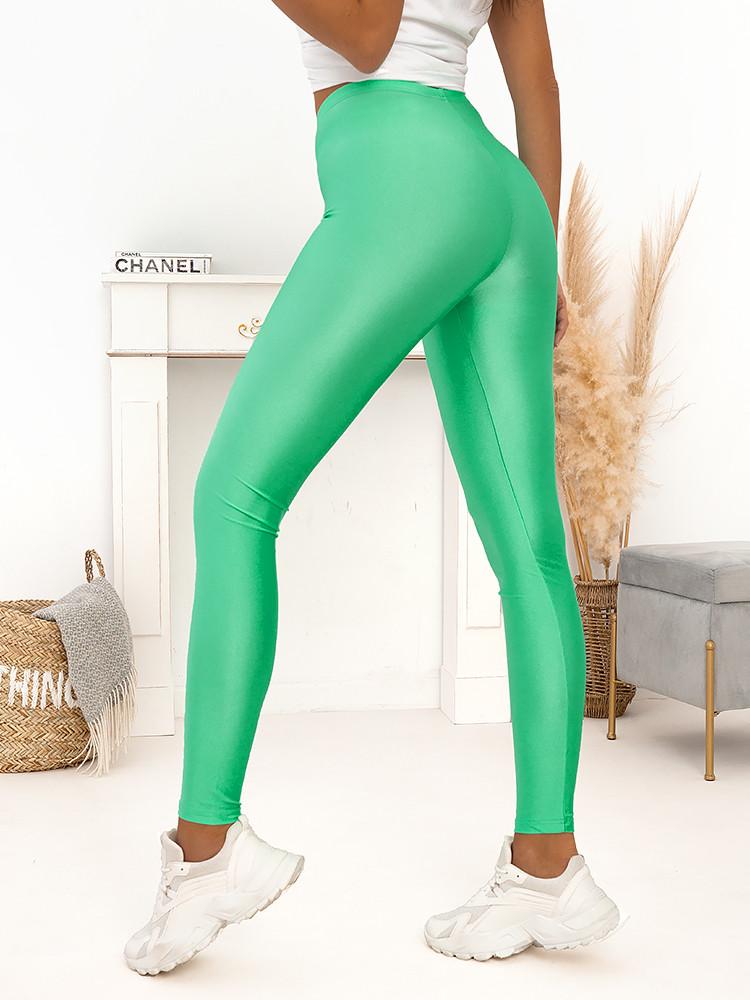SUPER LYCRA SPRING GREEN...