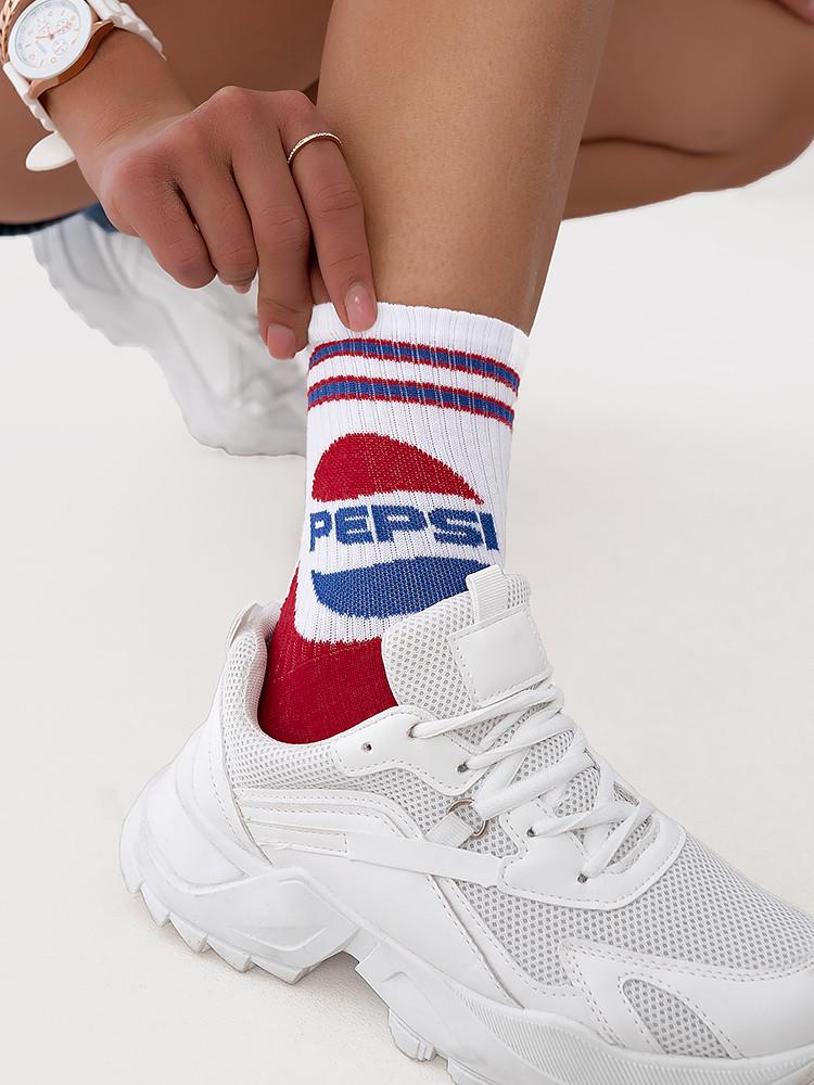 PEPSI BASKET SOCKS