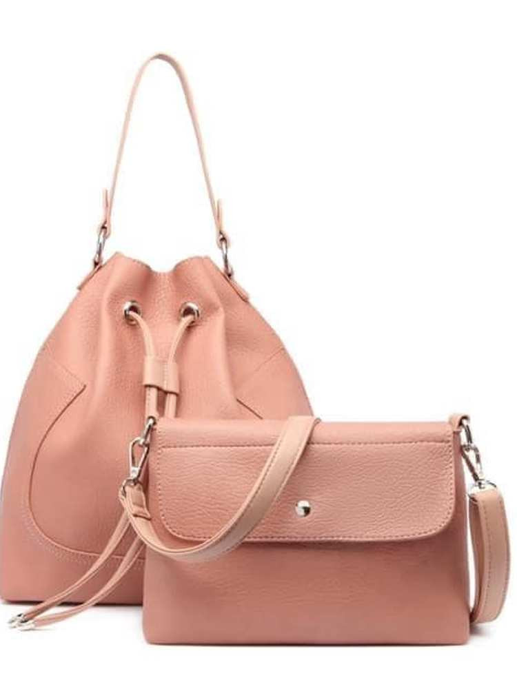 ALINA PINK POUCH 2 in 1