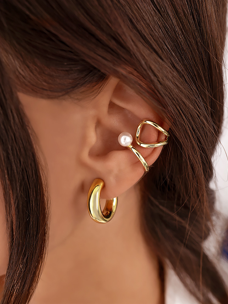 TERE GOLD EARRINGS