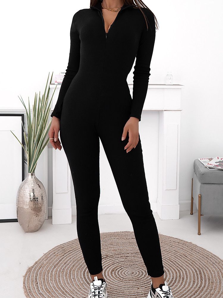 PERSONA BLACK JUMPSUIT