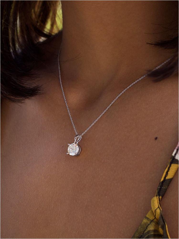 MINIMAL DIAMOND SILVER...