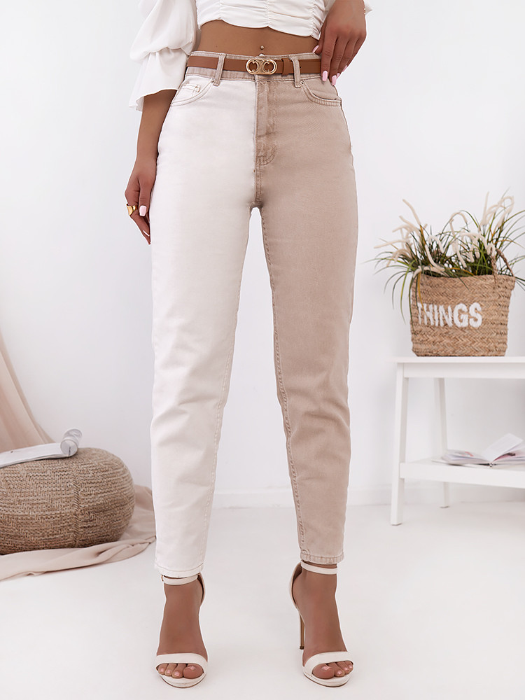 SHADES OF WHITE  JEANS