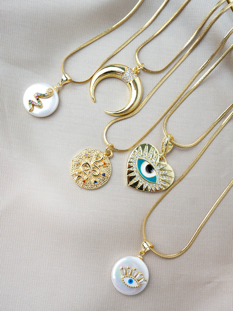JOY NECKLACES ( 5 DESIGNS )