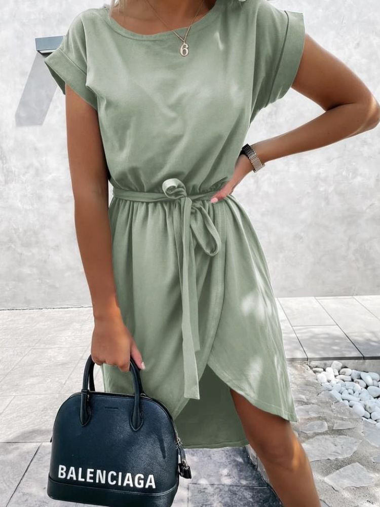TINA MINT DRESS