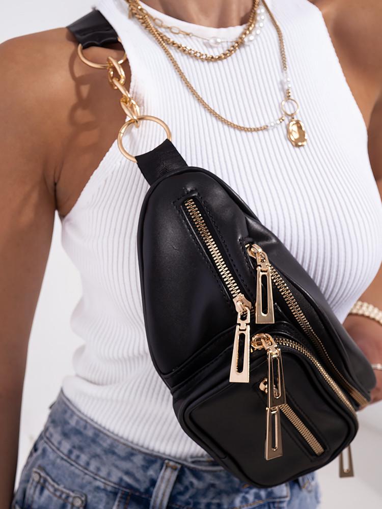 NARSIN BLACK BELT BAG
