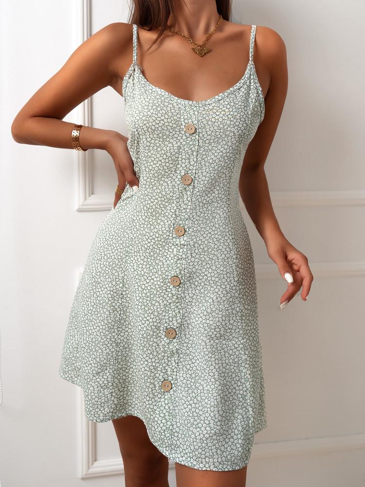 MARCEL MINT DRESS