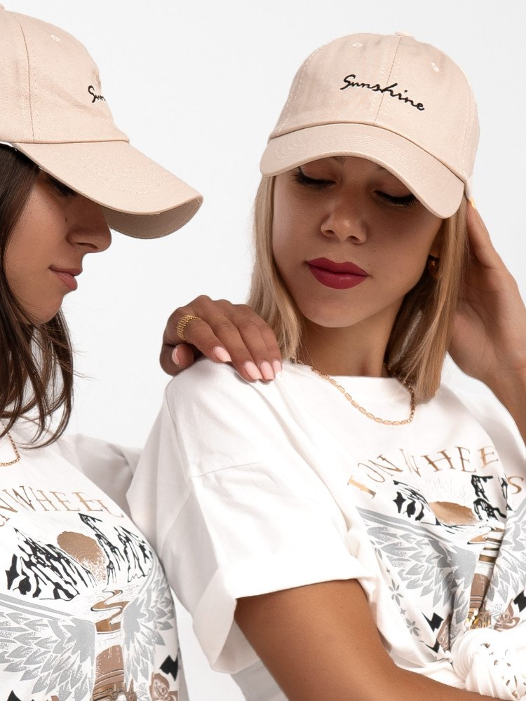 SUNSHINE BEIGE HAT