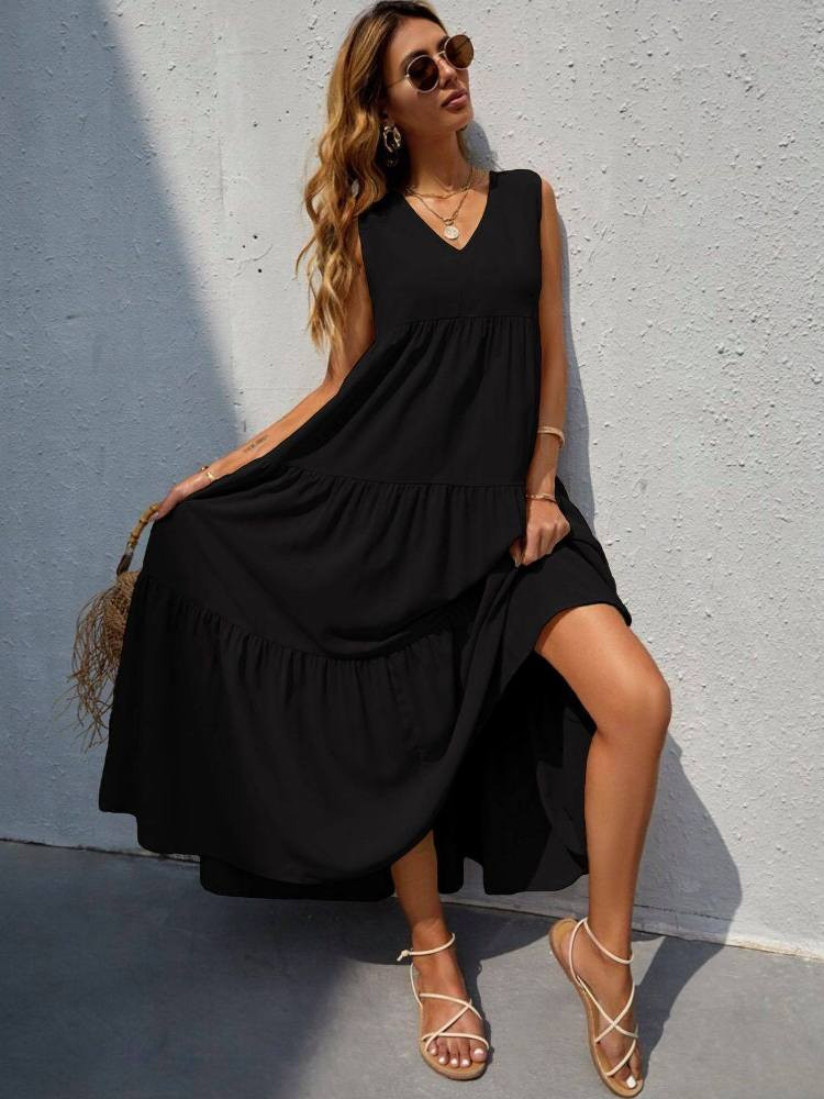 CANDIS BLACK DRESS