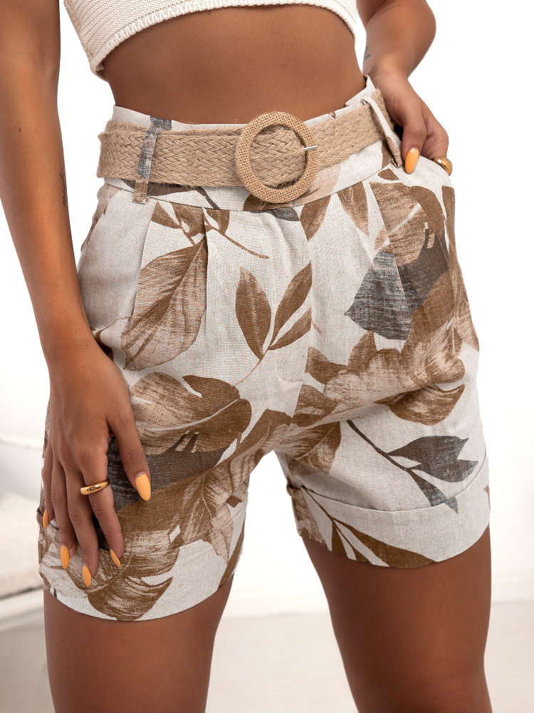 MOSCOW LEAVES SHORTS