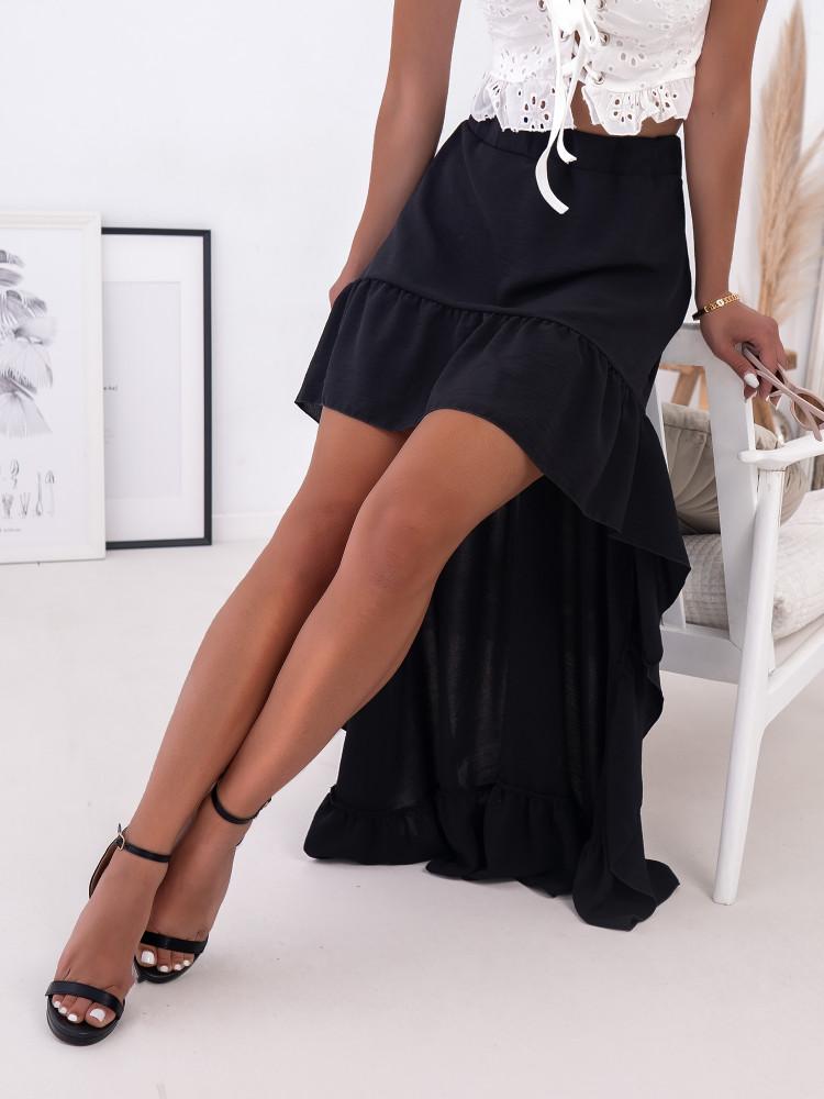 HELENA BLACK SKIRT