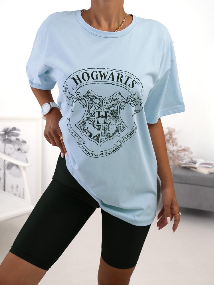 HOGWARTS BLACK/SKY BLUE...